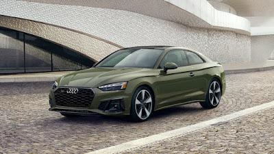 Carshighlight.com - 2020 Audi A5 Coupe Review