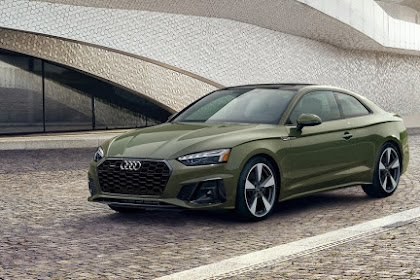 2020 Audi A5 Coupe Review, Specs, Price
