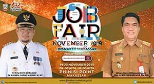 Job Fair Makassar November 2019