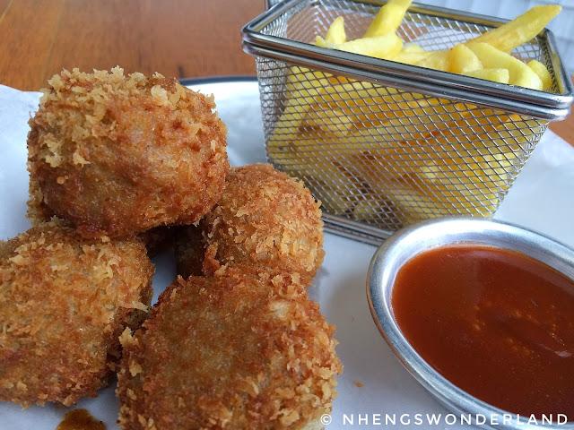 Fritoss - Swedish Balls