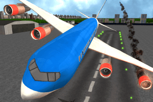 Airplane Pilot Simulator 3D v1.03 Apk