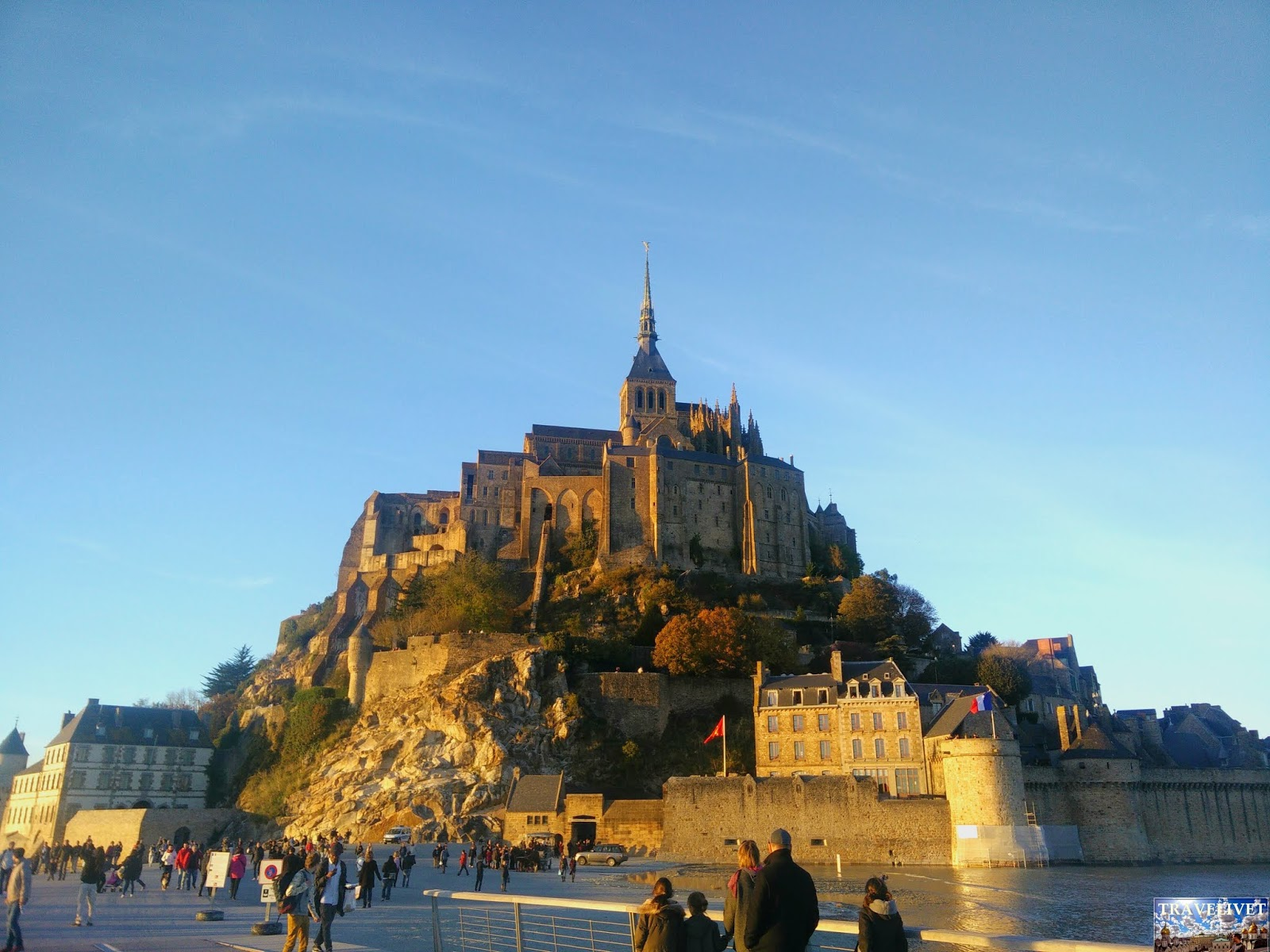 France Mont Saint Michel