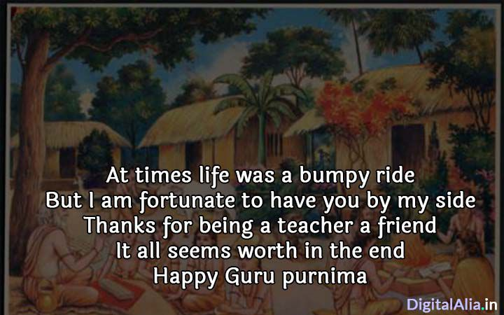 happy guru purnima wishes quotes in english