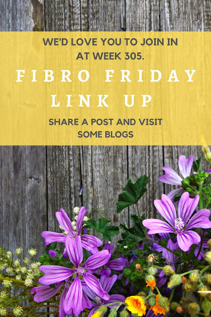 Fibro Friday link up