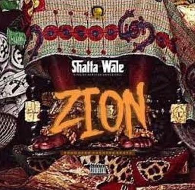 Shatta Wale - Zion (Prod. By Chensee Beatz - Audio MP3)