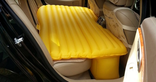 Inflatable Car Air Mattress Cool Sh T You Can Buy Find