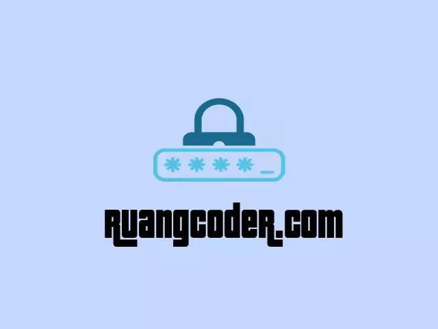 Cara Membuat Password Pada Halaman Statis Blogger