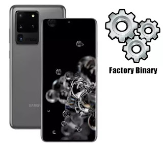 Samsung Galaxy S20 Ultra SM-G988B Combination Firmware