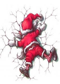 Funny Christmas Whatsapp Image
