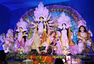 Durga Puja Countdown- Durga puja Picture 2020