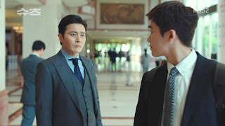 Sinopsis Suits Episode 5 Part 2
