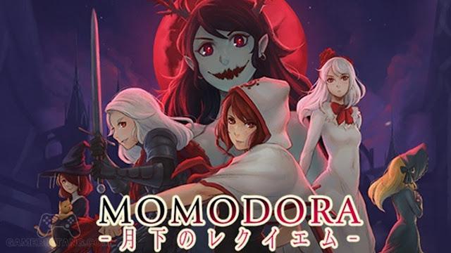 momodoro reverie under the moonlight gim piksel terbaik