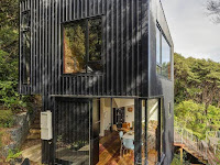 Minimalist House Design Black