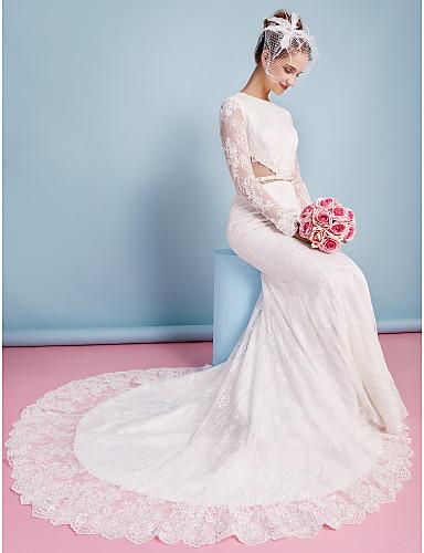 vestidos de novia con manga corta para gorditas