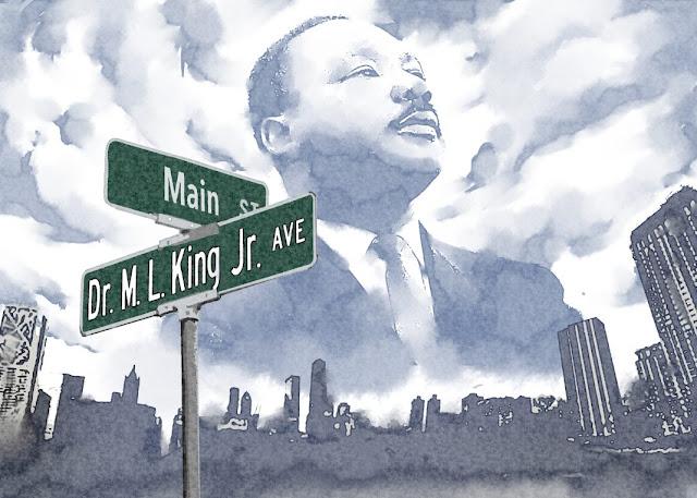 MUNDO: Las calles que tienen un nombre: Martin Luther King Jr.