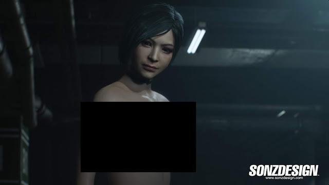 Mod Nakal Resident Evil 2 Sudah Rilis!