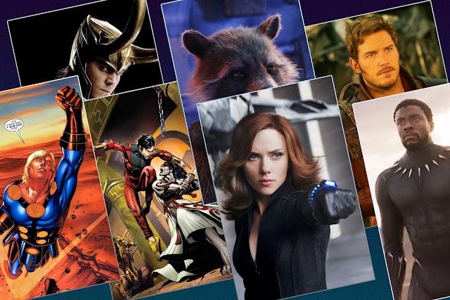 Disney publicou a programação completa de estreias de filmes e séries de TV para 2021 dos estúdios Marvel, Pixar, Lucasfilm, Século XX