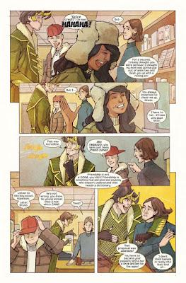 Comic: Review de Ms. Marvel Vol.2: Conquistada de G. Willow Wilson y Adrian Alphona - Panini Comics