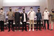 Hadiri Rakercab MOI Loteng, Kabid Humas Polda NTB Tegaskan Polri Netral di Pilkada