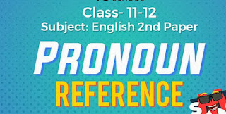 Pronoun Reference Rules Bangla for SSC HSC student , priyaamar.blogspot.com,