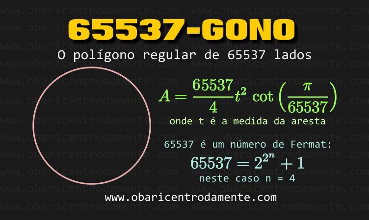 65537-gono, o polígono de 65537 lados