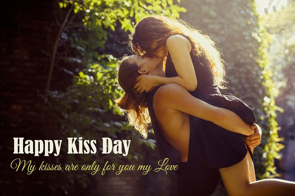 Kiss Day HD Pictures Download