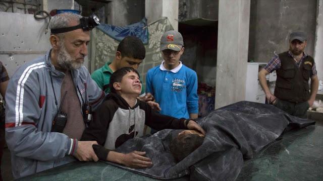 CIA admite el papel de EEUU en el fracaso de rebeldes en Alepo
