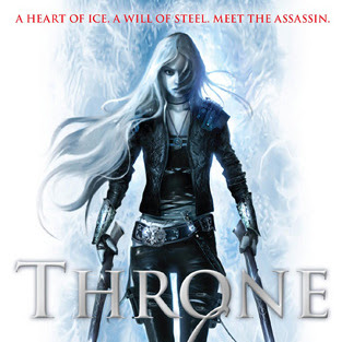 THRONE OF GLASS (Throne of Glass #1) - by Sarah J. Maas