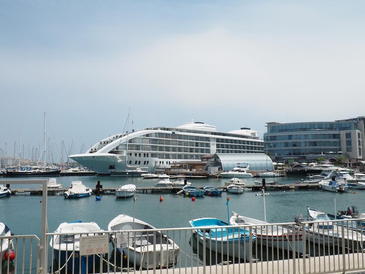 Gibraltar travel series holiday Spain Ocean Village
