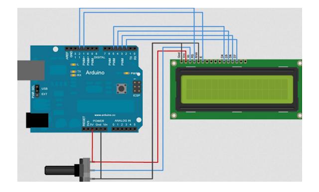 LCD Arduino
