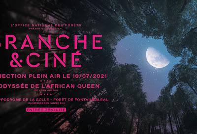 [COM ONF] La 3e édition du festival Branche&Ciné à Fontainebleau