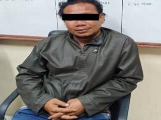 Ini Tampang Pelaku Penusukan Ustaz di Aceh Saat Ceramah Maulid Nabi