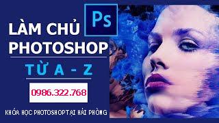 Trung tâm đào tạo photoshop tại Hải Phòng