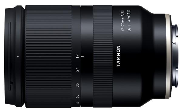 Объектив Tamron 17-70mm f/2.8 Di III-A VC RXD для Sony E