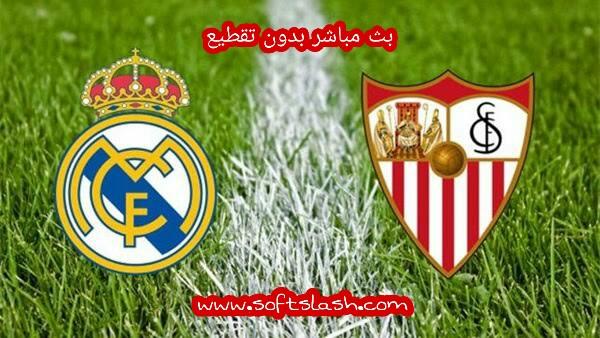 بث مباشر Sevellia vs Real Madrid بدون تقطيع بمختلف الجودات