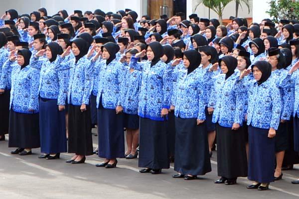 THR PNS, TNI dan Polri Cair Mulai Tanggal 3 Mei
