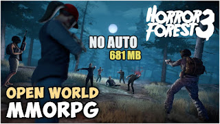 Download Horror Forest 3: MMO RPG Zombie Survival Apk Terbaru