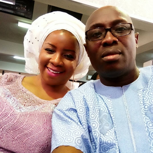 adewale ayuba wife city of david