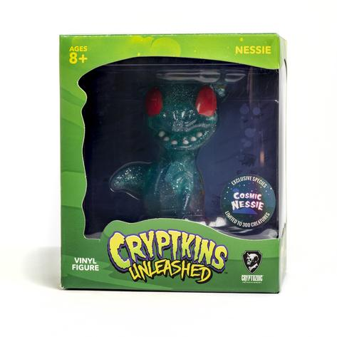 SDCC 2021 Cryptozoic Cryptkins Unleashed Cosmic Collection Vinyl Figures Cosmic Nessie 01