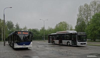 MAN Lion's City CNG, Solaris Urbino 18