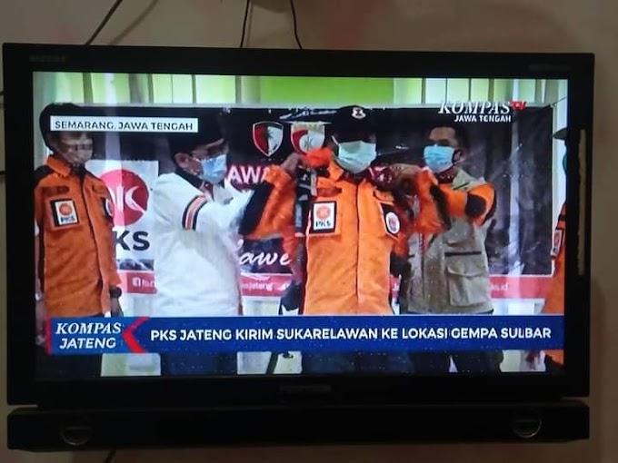 Kompas TV dan Relawan PKS: Selalu Ada Ruang untuk Kejujuran