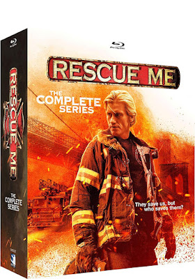 Rescue Me Complete Series Blu Ray