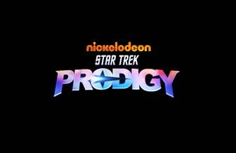 Star Trek Prodigy Animated Series logo