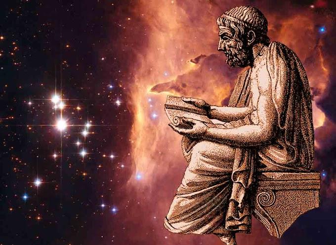 Η Ιλιάδα του Ομήρου, το αρχαιότερο σύγγραμμα αστρονομίας