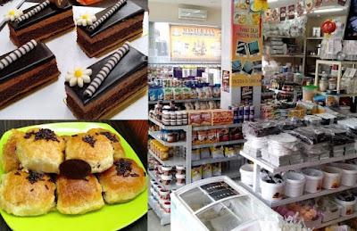 toko alat perlengkapan bikin kue di Bekasi Barat Timur Utara Selatan