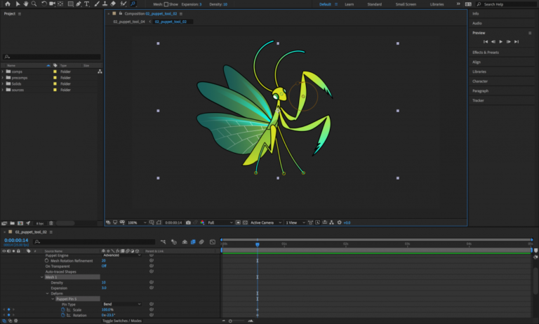 adobe after effects cc -