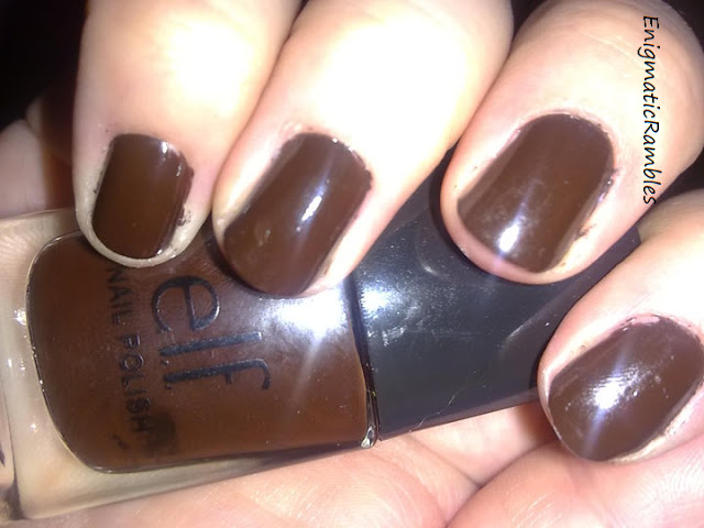 swatch-elf-eyes-lips-face-chocolate-nail-polish-varnish