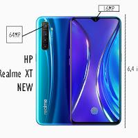 Spesifikasi Dan Harga HP Realme XT Terbaru