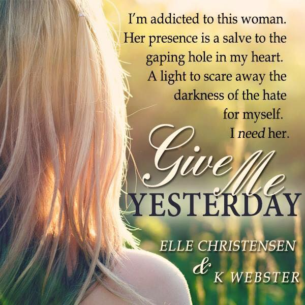 StarAngels' Reviews: Release Blitz ♥ Give Me Yesterday By
