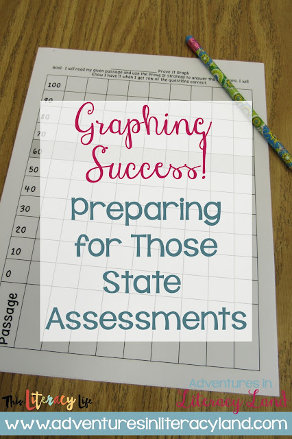 Students will find success when they take ownership of their own learning. Proving their answers and graphing their successes make it real for them as they see what they can do!